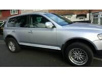 Partex to clear Vw touareg 2006 auto soprt model 2.5 turbo diesel