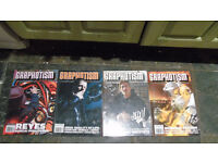 Graffiti/Street art magazines GRAPHOTISM (limited edition/out of print)... Second hand...