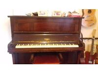 Free Upright Piano - Great condition for its age