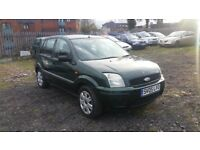 2005 AUTOMATIC FORD FUSION 1.4 PETROL , , PARKING SENSORS , , EXCELLENT RUNNER , , CHEAP CAR , ,