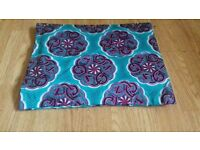 Turquoise Laptop Case