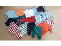 Baby boy clothes bundle #2 - 0-6 months