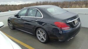 2015 Mercedes c300 lease takeover