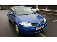 2007 Renault MEGANE 1.4 EXTREME 16V 100 5 Door Hatchback