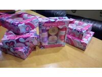 Perfume lovers body fragrance and lip balm gift sets