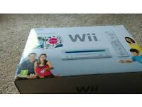 Wii in box