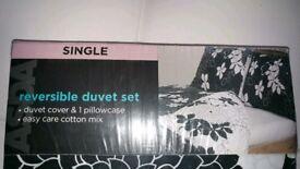 Single duvet brand new