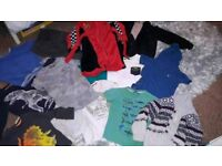 Boys 22 item bundle 4-5 years
