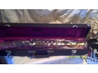 NEED a SOPRANO SAX ? ? but NOT a BATTERED OLD RELIC , TRY THIS ONE in GOLD LACQUER+