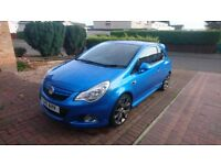 Vauxhall corsa vxr Very low mileage! Only 26k !