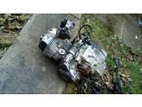 Honda 125cc engine