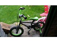 "Childrens bike 14"""