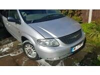 Chrysler grand voyager spares or repair