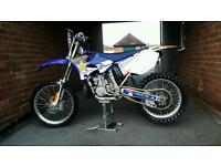 YZ 250 NOT CR RM KX KTM £2400 ONO PX WELCOME