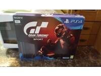 Brand new ps4 gran turismo bundle