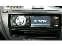xtrons car stereo with reverse camera
