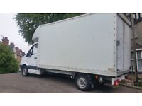 Removals / Man & Van/Couriers/Fully insured