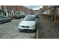 Vauxhall omega 2.6 v6 auto cdx