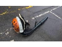 Stihl br600 Petrol backpack leaf blower for sale