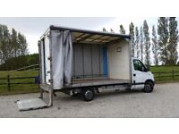 Renault Master Curtain Sider Tail Lift