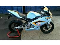 Aprilia rs 50 1 year mot
