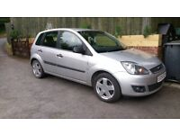 Sold sold sold Ford Fiesta 1.4 Petrol Zetec Climate 2006 (06) 5 Door in Silver