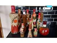 Display Glass jars