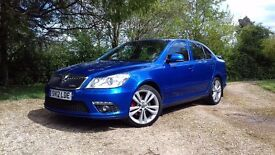 Skoda Octavia 2.0 TFSI vRS 5dr - Two Owners From New, FSH, Stunning Condition