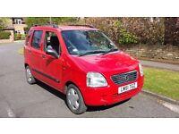 Suzuki Wagon R 1.3 Automatic 2001 51 reg Low Miles Automatic £395