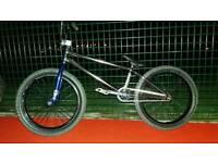 Custom BMX bike
