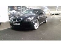 BMW 530d, Leather Seats, M5 Replica 20 Inch Deep Dish Alloys, *Free Nationwide Delivery