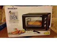 New Silvercrest Mini Oven