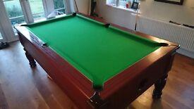 Pool table - 7 foot rileys