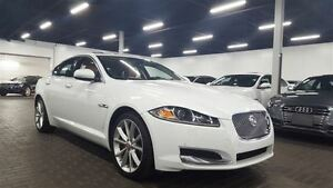 2014 Jaguar XF 3.0L AWD PORTFOLIO ONLY 44,000 KMS