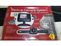 Reversing camera system ( Costco brand) £15