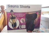 Slimming Bodi-tek Sauna shorts