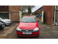 VAUXHALL.CORSA 1.0 PETROL 12 MONTHS MOT HPI CLEAR DRIVES EXCELLENT.