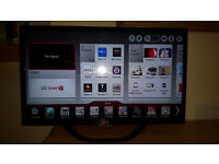 LG 32 LED/LCD Smart 3D TV Internet Wi-Fi Television 32LN875V 1080p North Manchester