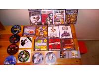 Ps1 and ps2 xbox n64 games 21 games