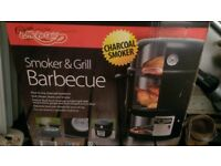 Bar -Be-Quick Smoker and Grill BBQ