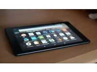 Amazon Fire HD 8 with Alexa Voice Assistant