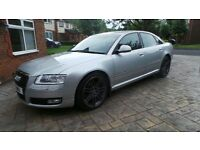 Audi A8 'KEN WU ' low mileage, well looked after serviced long mot and 5 months tax