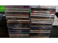 CD BUNDLE 39 ALBUMS VARIOUS ALL IN GREAT CONDITION