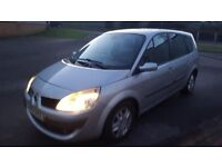 RENAULT GRAND SCENIC DYNAMICUE diesel 7 SEATER 1.9 DCI 130 MPV 1 OWNER ONLY 71500 MIL FSH