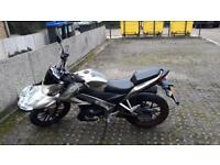 Kymco ck 125 64 plate swap or sale