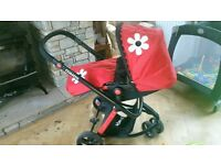 cosatto bizzy betty travel system **price drop**