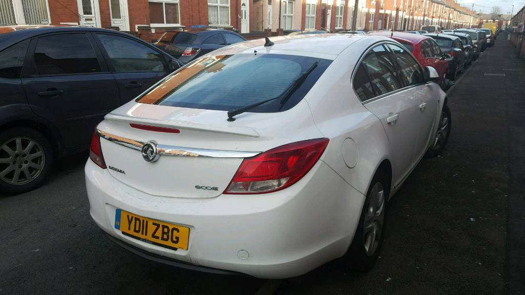 opel insignia 2011 in derby derbyshire gumtree. Black Bedroom Furniture Sets. Home Design Ideas
