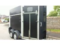 Ifor Williams 2011 506 horse box