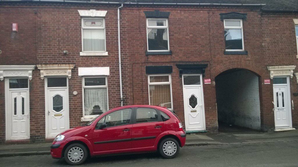 ***LET AGREED***3 BEDROOM MID-TERRACED PROPERTY-NORMACOT-LOW RENT-DSS ACCEPTED-NO DEPOSIT