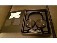 Sony MDR-XB450AP custom modded and burned-in headphones boxed